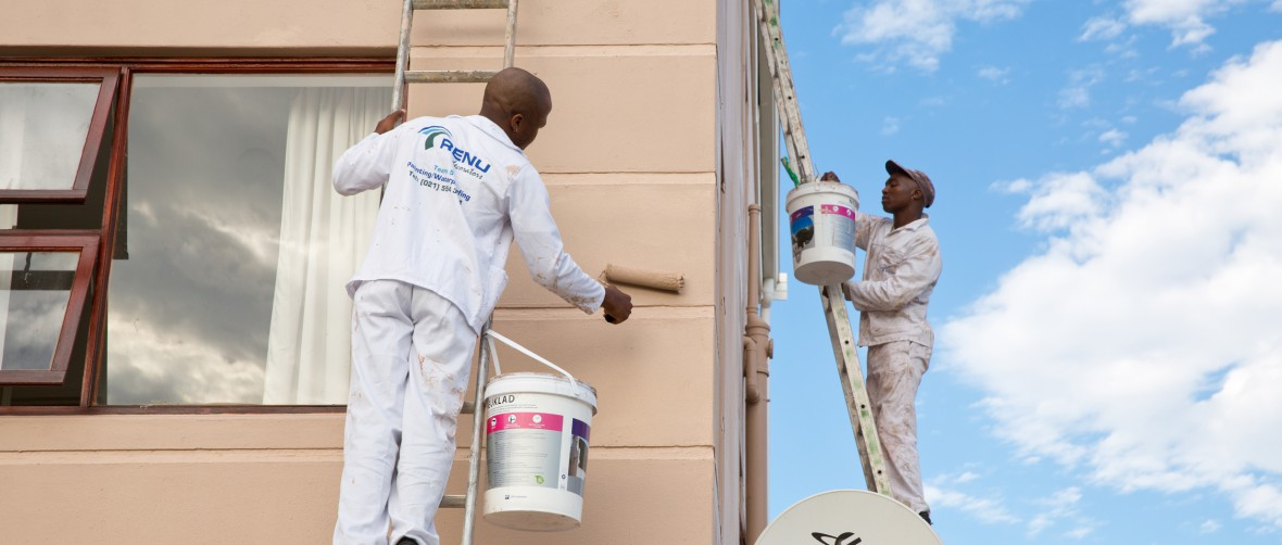 Painting The Sheraton Parklands