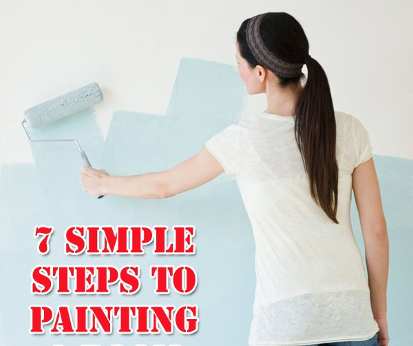 Tip Tuesday Painting a Room