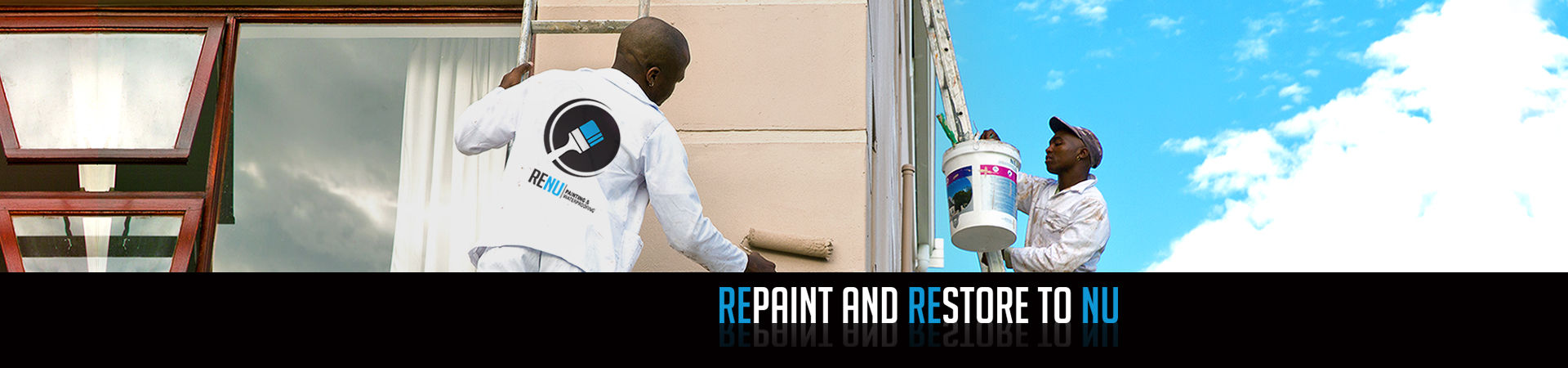 REpaint and REstore to NU - Request a Quote