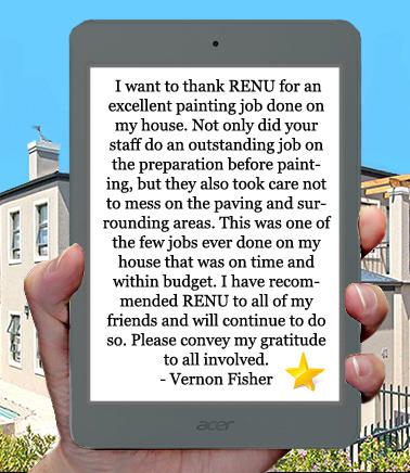 Painting Testimonial