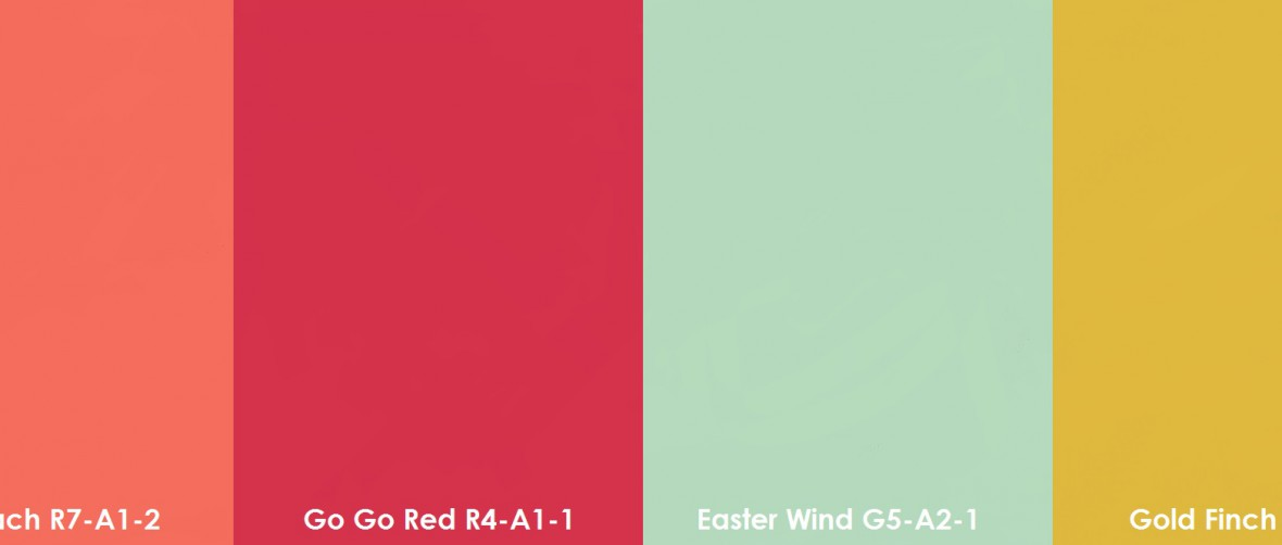 Plascon colour forecast 2014