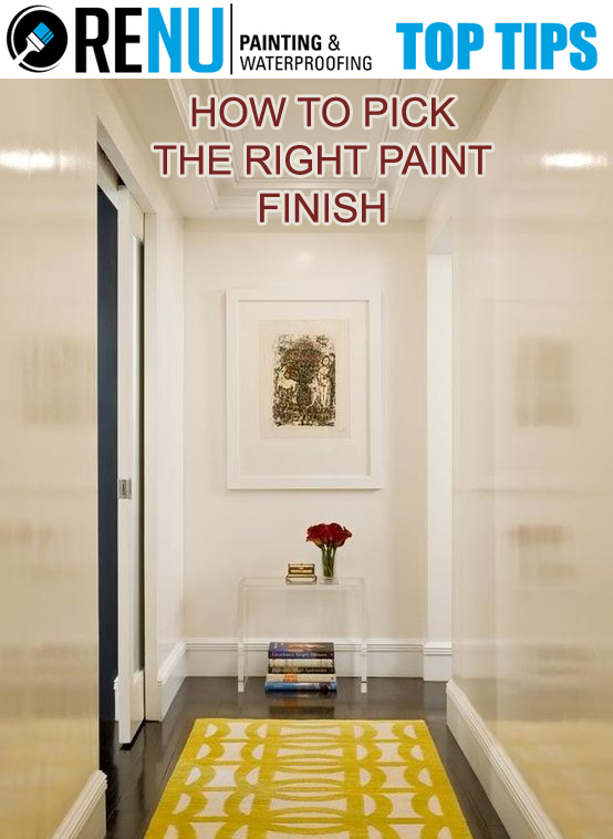 Tip Tuesday paint finish